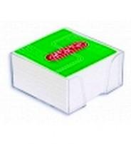 Блок для записей  9*9*5, цв. Attache