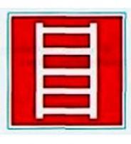 F 03 Пожарная лестница