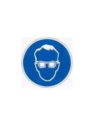 M 01 Работать в защитных очках