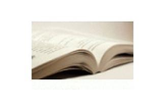 Журнал (протокол) ультразвукового контроля сварных стыковых соединений стержней арматуры