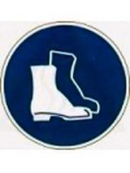 М 05  Работать в защитной обуви