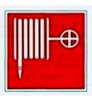 F 02 Пожарный кран,дополнительный знак