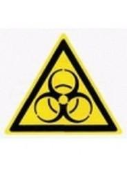 W 16  Осторожно. Биологическая опасность. (Инфекционные вещества)