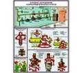"""Плакаты """"Безопасная эксплуатация газораспределительных пунктов"""""""